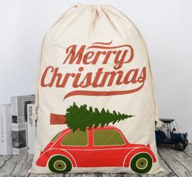 Kerstcadeaus zak