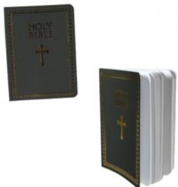 Holy Bible notitieboekje