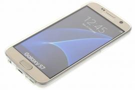 Transparant hoesje (Samsung Galaxy S7)