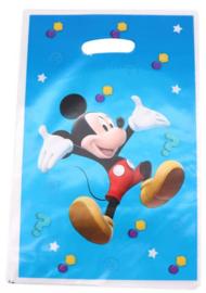 Mickey Mouse traktatie zakjes (10 stuks)