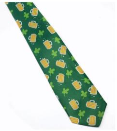 Bier stropdas (St. Patrick's Day)