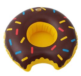 Choco donut bekerhouder