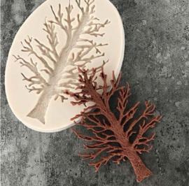 Siliconen mal voor chocolade boom