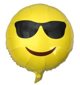 Smiley ballon (cool)