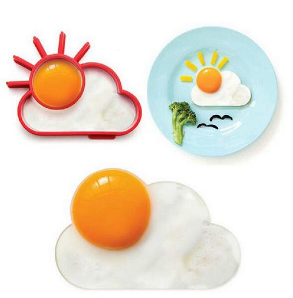 Sun cloud bakvorm voor gebakken ei