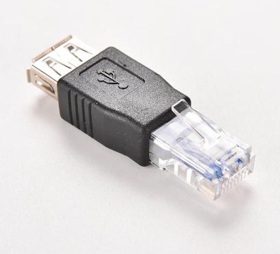 USB naar RJ45 adapter