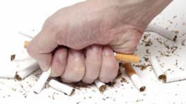 COPD zonder roken is een voorwaarden