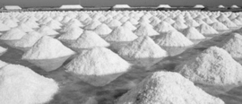 Himalaya zout of Keltisch zeezout