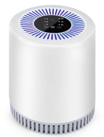17. Fijnstof-reiniger met  HEPA filter bij COPD