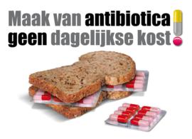 Bacteriële resistentie van antibiotica bij COPD
