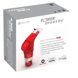 "4. POWER breathe Plus ""weerstand hoog"""