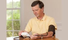 Bij COPD is je bloeddruk meten ook belangrijk.