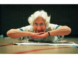 Thuis oefeningen voor mensen met COPD