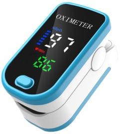 6. Saturatiemeter (zuurstofmeter) bij COPD of Astma