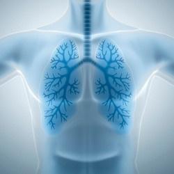 Rokerslongen reinigen met natuurlijke producten.