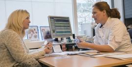 COPD ademtest bij longarts het beste