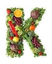 COPD Weerstand en Preventie: voedingsmiddelen met  vitamine K