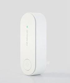 3 wit. Plug-Inn: Ultra-fijnstofreiniger bij COPD of Longaandoening. 10/14m2