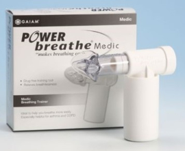 """5. POWER breathe Classic Medic """"weerstand zeer laag"""""""