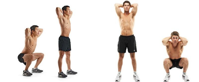Train je beenspieren voor meer zuurstof