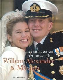 AANZIEN - Het aanzien van het huwelijk van Willem Alexander & Máxima