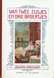 BREEVOORT, Johanna - Van twee zusjes en drie broertjes