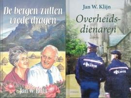KLIJN, Jan W. - VOORDEELPAKKET no. 1 - Overheidsdienaren / Bergen zullen vrede dragen