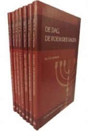 DIEREN, C.A. van  - VOORDEELPAKKET tabernakeldienst - 7 delen