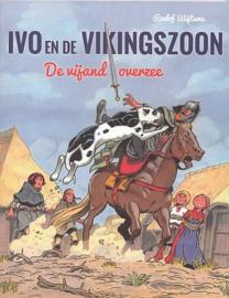 WIJTSMA, Roelof - Ivo en de vikingszoon - De vijand overzee - STRIPBOEK - 3
