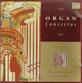 CORETTE, Michel - Organ Concertos