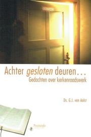 AALST, G.J. van - Achter gesloten deuren