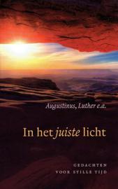 AUGUSTINUS e.a. - In het juiste licht - dagboek