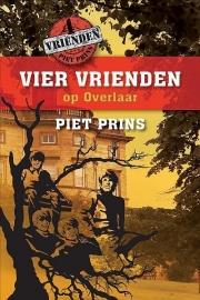 PRINS, Piet - Vier vrienden op Overlaar