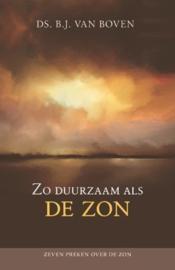 BOVEN, B.J. van - Zo duurzaam als de zon