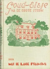 LANGE-PRAAMSMA, M. de - Goud-Elsje na de grote storm - deel 5