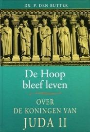 BUTTER, P. den - De Hoop bleef leven