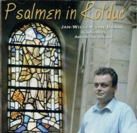 BRAAK, Jan Willem van - Psalmen in Rolduc