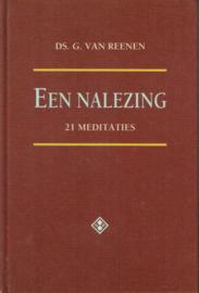 REENEN, G. van - Een nalezing