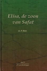 BLOK, P. - Elisa de zoon van Safat - deel 4