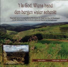 't Is God, Wiens hand den bergen water schenkt