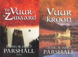 PARSHALL, Craig - VOORDEELPAKKET John Knox Saga
