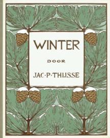 THIJSSE, Jac. P. - Plaatjesalbum - Winter