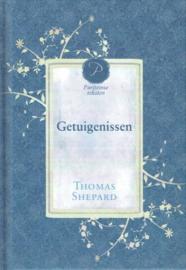 SHEPARD, Thomas - Getuigenissen