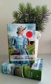 PARR, Delia - Thuis in Trinity trilogie - 3 delen in 1 band