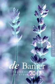 BANIER - Dagboekkalender 2017 - grote letter (licht beschadigd)