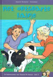 KOETSIER-SCHOKKER, Jannie - Het ontsnapte kalfje - deel 9