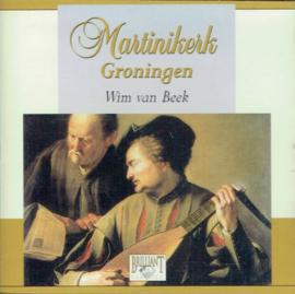 BEEK, Wim van - Martinikerk Groningen