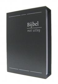 CASSETTE voor Bijbel met uitleg MIDDEL