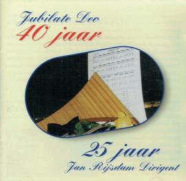 Jubilate Deo 40 jaar - 25 jaar Jan Rijsdam dirigent