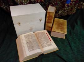 De Bijbel van Bach (facsimilé-uitgave)